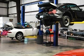 Porsche Repair