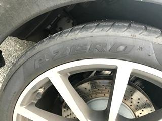 Porsche Wheel Repair